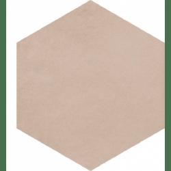 Carrelage tomette beige 22.5x26cm CONCRET HELSINKI- 0.66m²