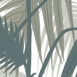 Carrelage tropical feuilles PALMIER5 BD 20x20 cm - 1.4m²