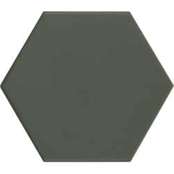 Carrelage hexagonal gris KROMATIKA GREY R10 - 11.6x10.1 cm - 26473 - 0.43 m²