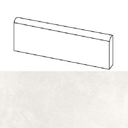 Plinthe intérieur Beton Blanc 9.4x60 cm - 10.2mL Arcana