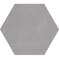 Carrelage grand format HEXAGONO SEINE GRIS 51.9x59.9 cm - 0.93 m²
