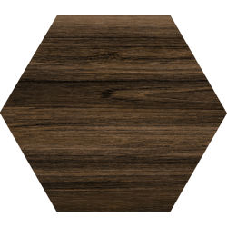 Carrelage grand format HEXAGONO BELICE CARBON 51.9x59.9 cm - 0.93 m²