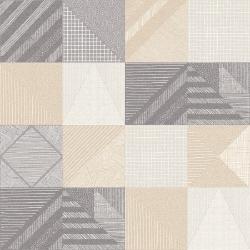 Carrelage à motifs 59.55x59.55 - Rectifié - FABRIQUE STAMP NATURE - 1.419m²
