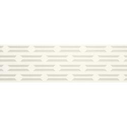 Carrelage faïence 29.75x99.5 - Rectifié - FABRIQUE IVORY BEAT - Épaisseur : 0.74cm - 1.48m²