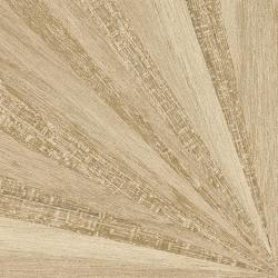 Carrelage aspect bois décoré - KOMI MURLEN-R CREMA 20X20 - 1m²