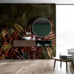 Papier peint design auto adhésif PANORAMIQUE - A dream of Nature - plusieurs dimensions