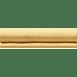 Moldura Patiné Ocre 4x15 cm