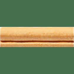 Moldura Patiné Melado 4x15 cm