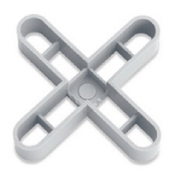 Croisillon carrelage 10 mm - 250 unités