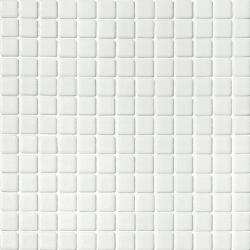 Mosaique piscine Nieve Blanc antidérapante 3100 31.6x31.6 cm - 1m²