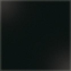 Carreaux 10x10 noir brillant LAVA CERAME - 1m²