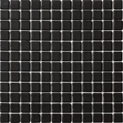 Mosaique piscine Lisa noir 2010 31.6x31.6 cm - 2m²