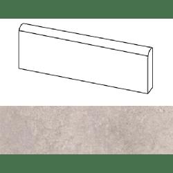 Plinthe intérieur Avenue gris 9.4x60 cm - 17 unités Arcana