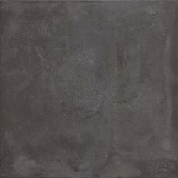 Carrelage technique UPEC effet Béton ICON UNI BLACK 60x60cm - 1.46m²