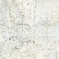 Carrelage décor floral vieilli CARPET SAND NATURAL 59.2x59.2 cm - R9 - 1.402m²