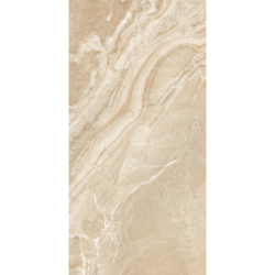 Carrelage rectifié beige marbré Brecha 44.3x89.3 cm Arcana