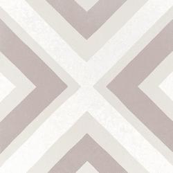 Carrelage imitation ciment 20x20 cm CAPRICE DECO SQUARE PASTEL 22111 - 1m²