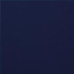 Faience colorée Carpio Bleu foncé brillant ou mat 20x20 cm - 1m²