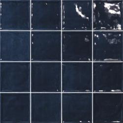 Carrelage effet zellige bleu 15x15 CHIC MARINO - 1m²