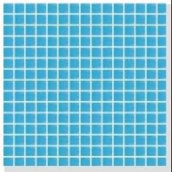 Mosaique piscine Bleu A32 20x20mm - 2.14m²