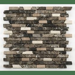 Mosaique emparador 1.5xmix cm - unité Barwolf