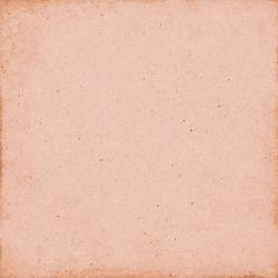 Carrelage uni vieilli rose 20x20 cm ART NOUVEAU CORAL PINK 24388 - 1m²
