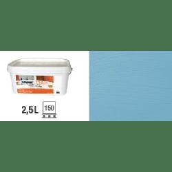 Peinture naturelle à la chaux intérieur extérieur Bleu eucalyptus - 2