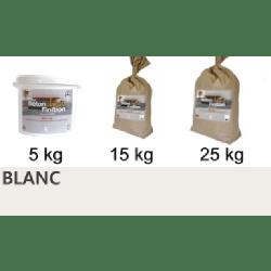 Béton ciré coloré Blanc KIT COMPLET