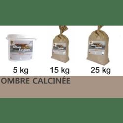 Béton ciré coloré Ombre calcinée KIT COMPLET