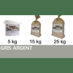 Béton ciré coloré Gris Argent KIT COMPLET