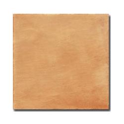 Faience rustique patinée ORANGE 15x15 cm - 1m²