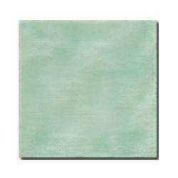 Faience rustique patinée TURQUOISE 15x15 cm - 1m²