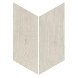 Chevron imitation bois sol ou mur 9x20.5 cm HEXAWOOD GREY R10 - réf. 21653-21654 - 1m²
