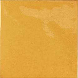 Faience effet zellige doré 13.2x13.2 VILLAGE TUSCANY GOLD 25591- 1m²