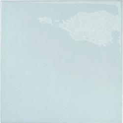 Faience effet zellige bleu ciel 13.2x13.2 VILLAGE CLOUD 25596- 1m²
