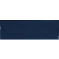 Faience effet zellige bleu nuit 6.5x20 VILLAGE ROYAL BLUE 25630 - 0.5m²