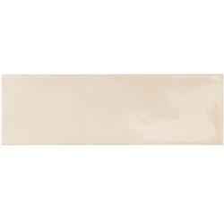 Faience effet zellige beige 6.5x20 VILLAGE MUSHROOM 25640 - 0.5 m²
