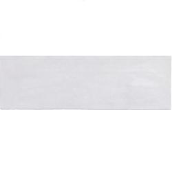 Faience nuancée effet zellige gris 6.5x20 RIVIERA GRIS NUAGE 25838-0.5 m²