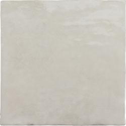 Faience nuancée effet zellige vert d'eau 13.2x13.2 RIVIERA VERT 25855-1 m²