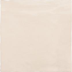 Faience nuancée effet zellige beige 13.2x13.2 RIVIERA WHEAT 25856-1 m² Equipe