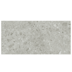Carrelage gris imitation pierre 60x120cm HANNOVER STEEL R10 - 1.44m²
