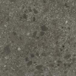 Carrelage satiné style pierre 80x80cm HANNOVER BLACK NATURAL R10 - 1.28m²