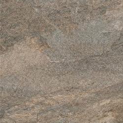 Carrelage effet pierre Quarzite beige gris nuancé STONE-D DI BARGE 60x60cm rect. - 1.44m²