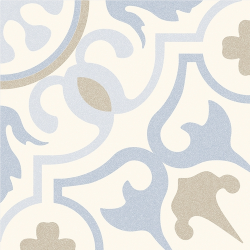 Carrelage imitation ciment pastel 20x20 cm JOLEJON antidérapant R10 - 1m² Vives Azulejos y Gres