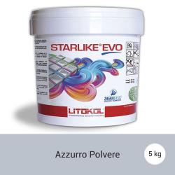 Litokol Starlike EVO Azzurro Polvere C.310 Mortier époxy - 5 kg
