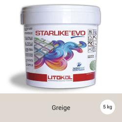 Litokol Starlike EVO Greige C.210 Mortier époxy - 5 kg