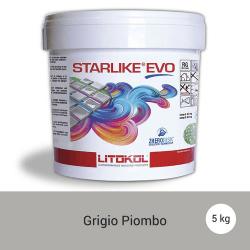 Litokol Starlike EVO Grigio Piombo C.120 Mortier époxy - 5 kg