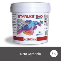 Litokol Starlike EVO Nero Carbonio C.145 Mortier époxy - 5 kg