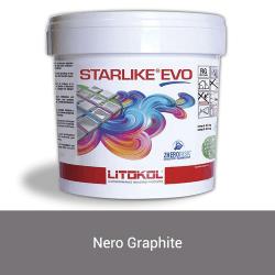 Litokol Starlike EVO Nero grafite C.140 Mortier époxy - 2.5 kg