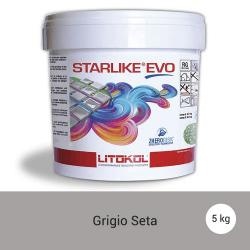 Litokol Starlike EVO Grigio Seta C.115 Mortier époxy - 5 kg